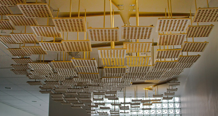 Acoustical Ceilings & Wall Panels