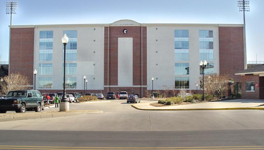 Troy University Football Stadium Addition