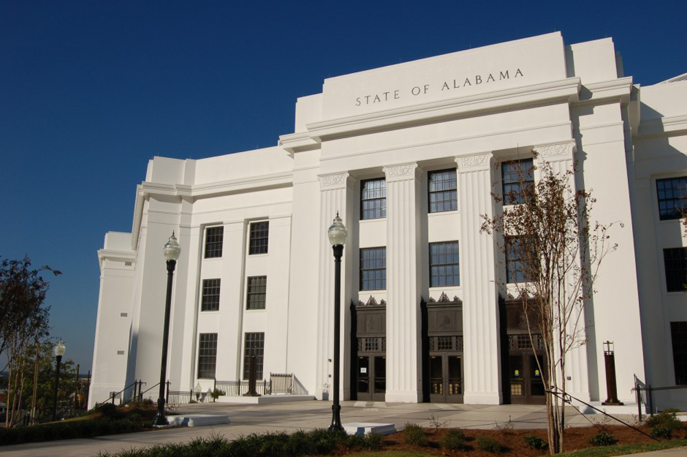 Alabama Department Of Public Safety